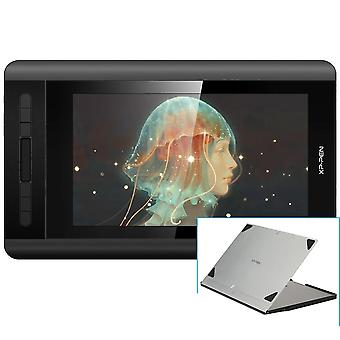 Artist 12 Graphics Tablet Drawing Monitor, tasti di scelta rapida e touch pad