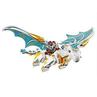 New Elves Fairy Long After Rescue Dragon Fit Lepining Elves (10550 Nobox)