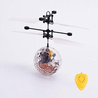 Princess Drone Rc Helicopter, Aircraft Flying Ball, Ball Shinning Led Lighting