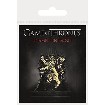 Game of Thrones -emali Lannister-merkki