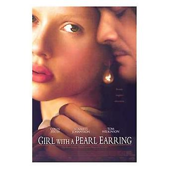 Girl with a Pearl Earring c2003 Movie Poster (11 x 17)