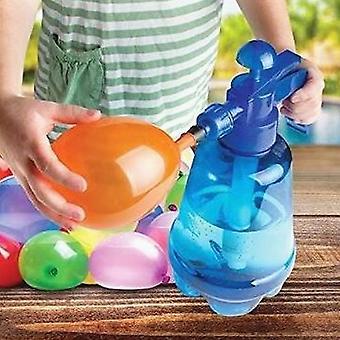 Ballons ja lapset spray käsipumppu, veden täyttö pullo