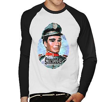 Stingray Troy Tempest Men's Baseball Long Sleeved T-Shirt
