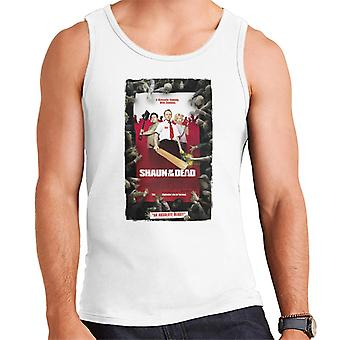 Shaun of the Dead Theatrical Poster Men's Vest