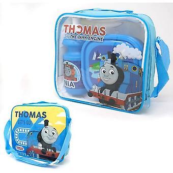 Thomas The Tank Engine Boys Lunch Box Set