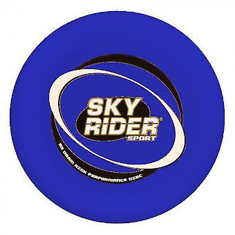 Frisbee Sky Rider Sport 26 Cm Donkerblauw