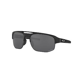 Oakley Mercenary OO9424 08 Matte Black/Prizm Black Polarized Sunglasses