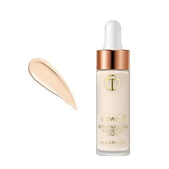 Liquid Foundation Profesionálny make-up base olej zadarmo plné pokrytie korektor