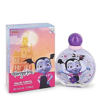 Disney Vampirina Eau De Toilette Spray By Disney 3.4 oz Eau De Toilette Spray