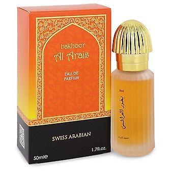 Swiss Arabian Al Arais Eau De Parfum Spray By Swiss Arabian 1.7 oz Eau De Parfum Spray