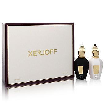 Shooting Stars Amber Star & Star Musk Gift Set By Xerjoff 1.7 oz EDP in Amber Star + 1.7 oz EDP in Star Musk Both Unisex Fragrances