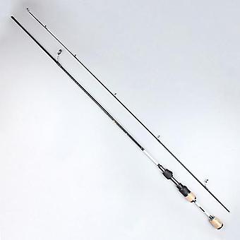 Hfbirds 2021 neu 1,68/1,8/1,98m ultraleichte Carbon feste Angelrute und Rolle Meer Karpfen Canna da Pesca Spinnstange ul Ton