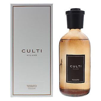 Culti Milano Colours Diffuser 500ml - Tessuto - Sticks Not Included In The Box