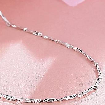 925 Sterling Silver Snake, Ignot, Box Chain Necklace