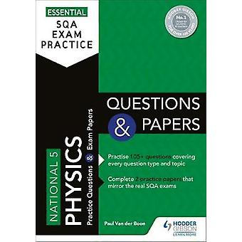 Essential SQA Exam Practice National 5 Physics Questions and Papers