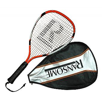Ransome R3 Drive Racketball Beginner Racket with 3/4 cover