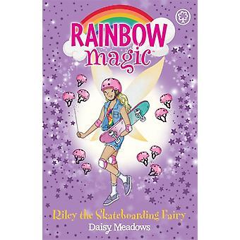 Rainbow Magic Riley the Skateboarding Fairy by Daisy Meadows
