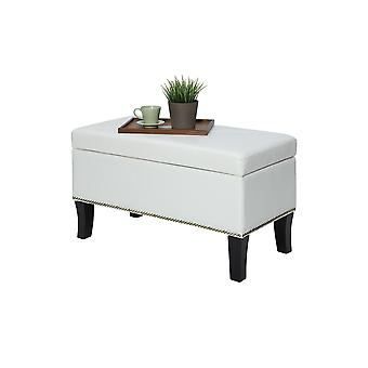 Designs4Comfort Winslow Storage Ottoman - R9-148