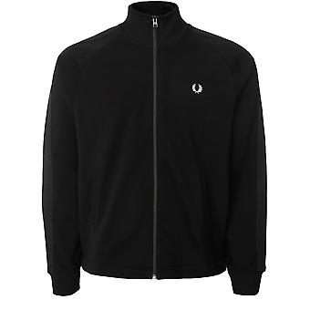 Fred Perry Tonal Tape Track Jas J1521 102