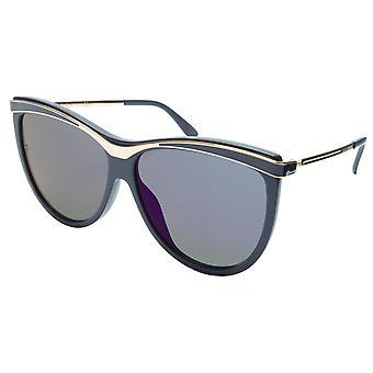 Ellie Saab Sunglasses ES 024/G/S PJPQQ Acetate Metal Italy Made 61-13-140