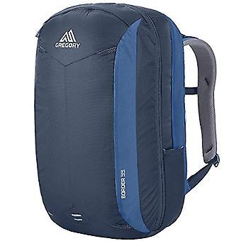 GREGORY Border 25, Unisex Backpack, Indigo Blue, Reg