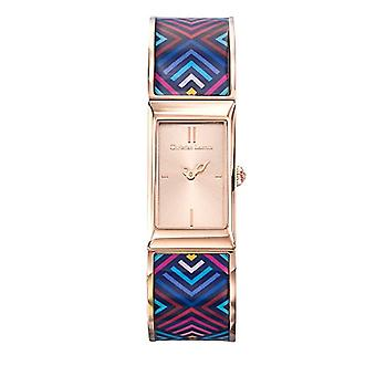 Christian Lacroix Analog Watch Quartz Woman with Stainless Steel Strap CLWE52