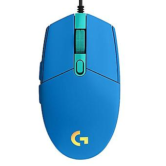 G102 Lightsync Wired Gaming Mouse