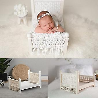 Hand-woven Bed, Newborn Photography Props
