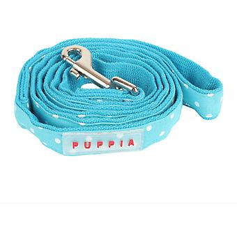Puppia Sky Blue Dotty Leash (Dogs , Collars, Leads and Harnesses , Leads)