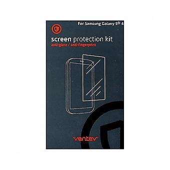 Ventev Anti-Glare Screen Protector for Samsung Galaxy S4 - Clear