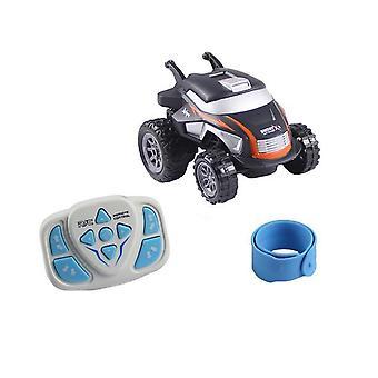 2,4G mini rc taumeln stunt-auto uhr wireless sensing control off-road racing 360 grad elektronische nette auto kinder