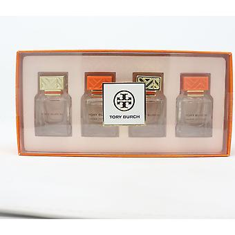 Tory Burch 4 Pcs Miniatures Gift Set  / New With Box