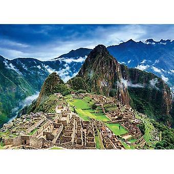 Clementoni Machu Picchu Puzzle de haute qualité (1000 pièces)