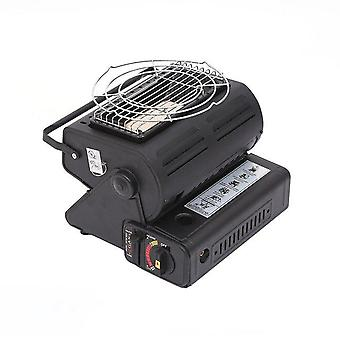 Outdoor heater cooker gas heater travelling camping hiking picnic equipment dual-purpose use outdoor stove heater n