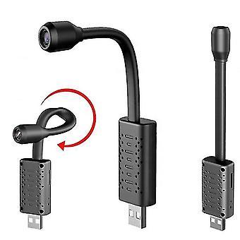 Wifi Hidden Ip Camera Usb Powered Supports Microsd/tf Card(64G)
