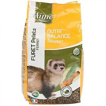 Love Nutribalance Savor Pellets Mix Of Granules - For Ferret - 900g