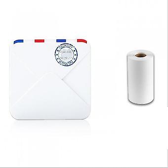 Mini Bluetooth Taschendrucker - 300dpi Thermo Mobile Drucker