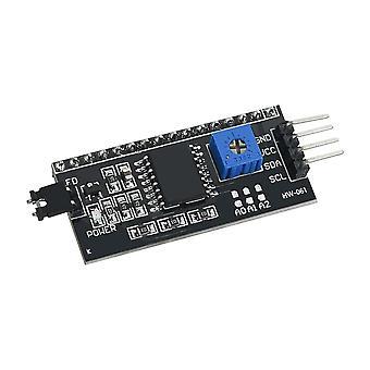 Iic / I2c / Twi Spi - واجهة المسلسل ، ميناء المجلس ، لوحة محول LCD ، محول