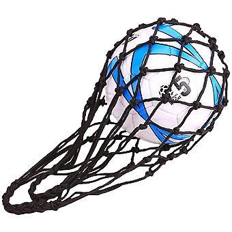 Kestävä nailonverkko koripallo kantolaukku