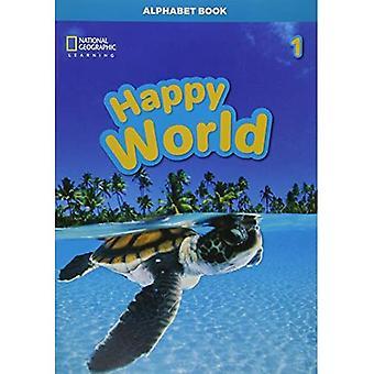 Happy World 1: Alphabet Book