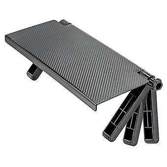 1pcs Screen Top Shelf Display Shelf Computer Monitor Riser Desktop Stand Holders & Racks