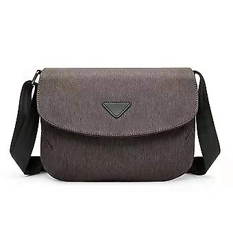 New Casual Shoulder Bag Fashion Waterproof Messenger Bag Girls Go Out Multi-purpose Coin Purse Small Square Bag