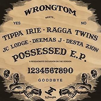 Wrongtom - Posessed EP [Vinyl] USA import
