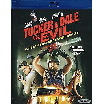 Tucker & Dale vs Evil [BLU-RAY] USA import