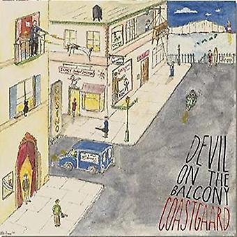 Coastgaard - Devil on the Balcony [Vinyl] USA import