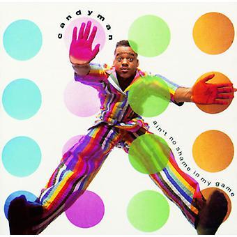 Candyman - er ikke nogen skam i mit spil [CD] USA import
