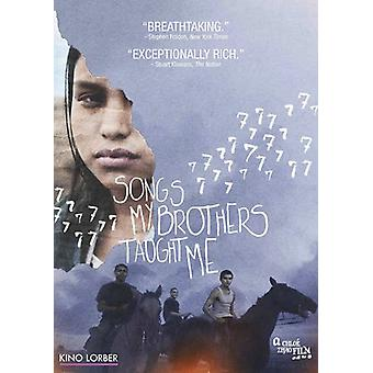 Songs My Brothers Taught Me [DVD] USA import