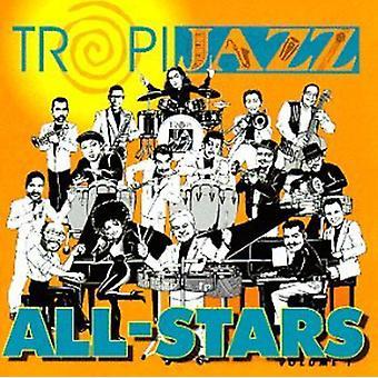 Tropijazz All-Stars - Tropijazz All-Stars [CD] USA import