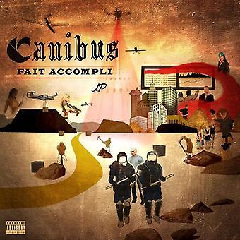 Canibus - Fait Accompli [CD] USA import
