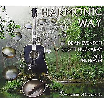 Evenson, Dean / Huckabay, Scott - Harmonic Way [CD] USA import